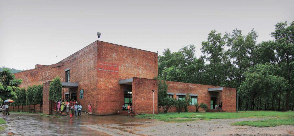 安藤忠雄が設計したAMDAネパールこども病院